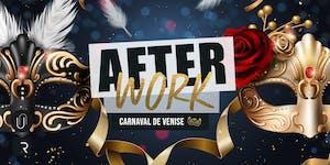 Afterwork : Carnaval de Venise !