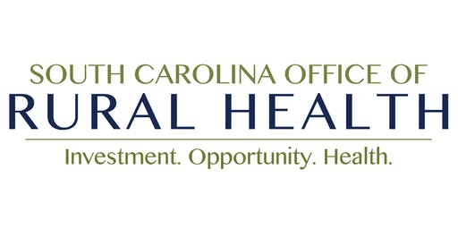 Sponsor Registration: SC's 23rd Annual Rural Health Conference