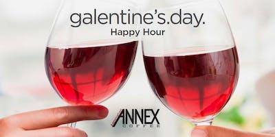 Galentine's Day Happy Hour