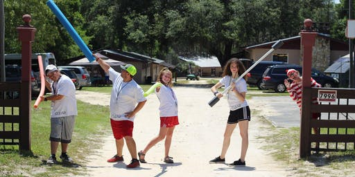 Trinity Youth Camp 2019 - Group Deposit