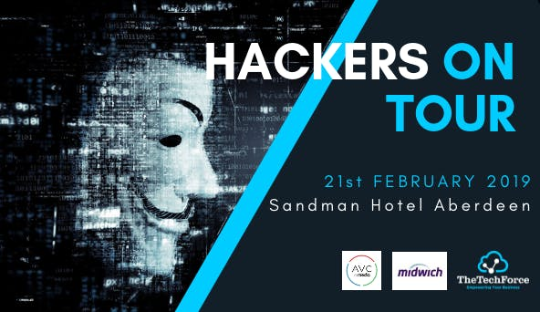 Hackers On Tour - Aberdeen