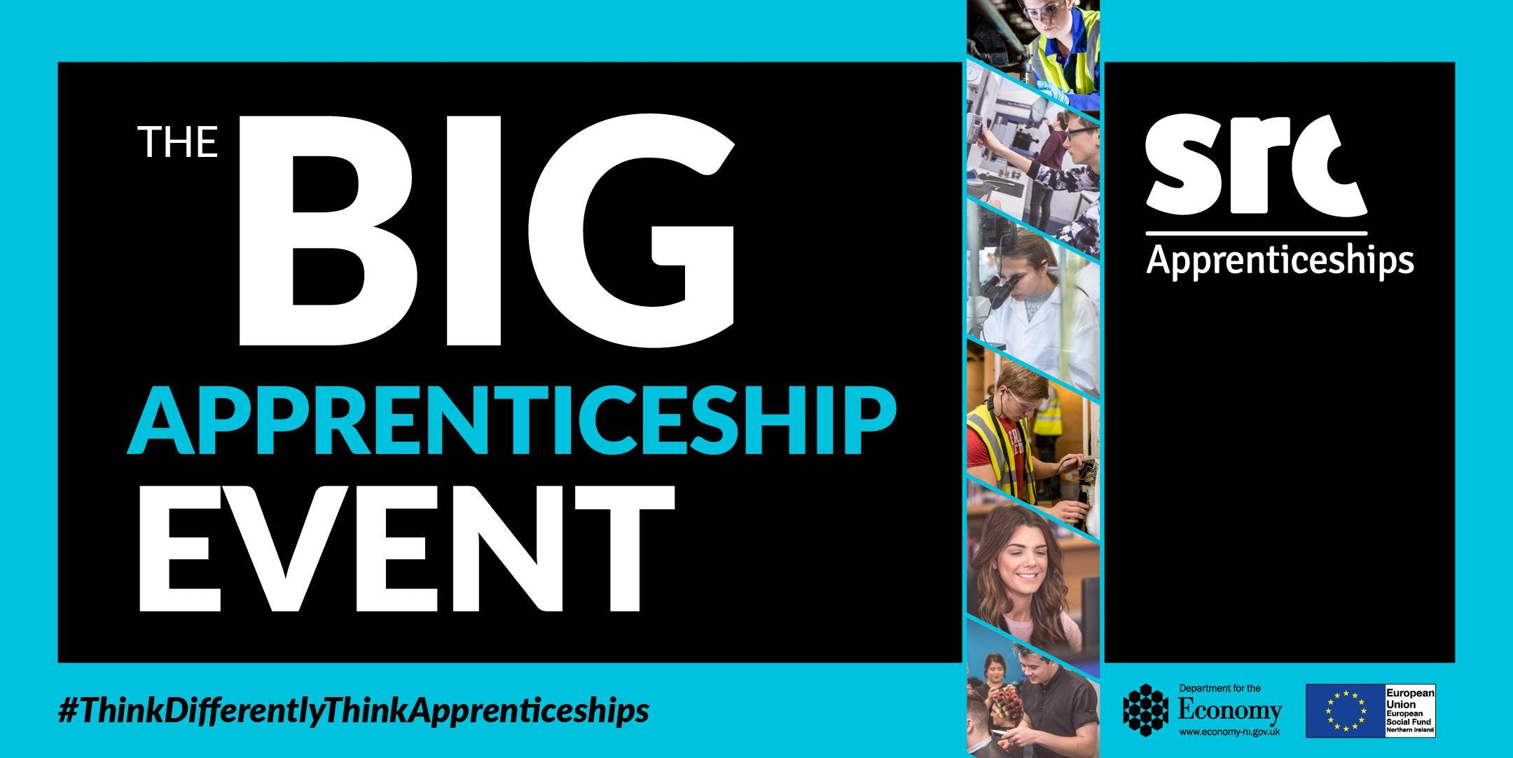 The Big Apprenticeship Event Newry - 21 March