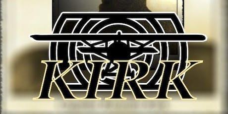 KIRK - A historia se repete ingressos