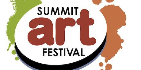 Summit Art Festival 2019 tickets