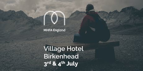 Mental Health First Aid - Birkenhead - Adult Two Day tickets