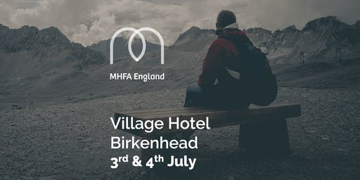 Mental Health First Aid - Birkenhead - Adult Two Day