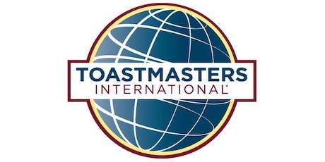 IIBA NYC Toastmasters June 20th 2019 Club Meeting tickets