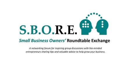 Small Business Owners' Roundtable Exchange (SBORE) tickets