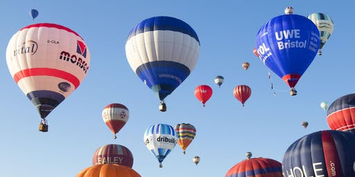 Bristol Balloon Fiesta 2019 - Accessible Viewing Area