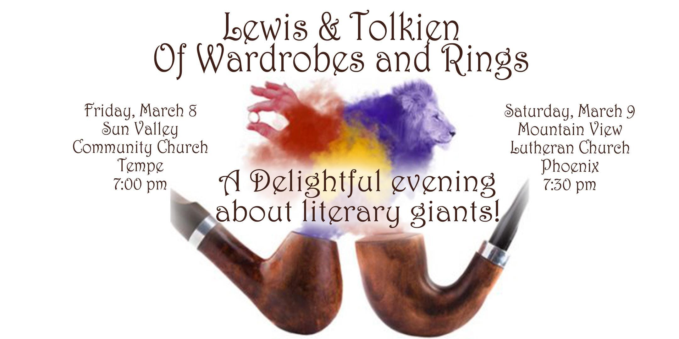 Lewis & Tolkien - Of Wardrobes and Rings