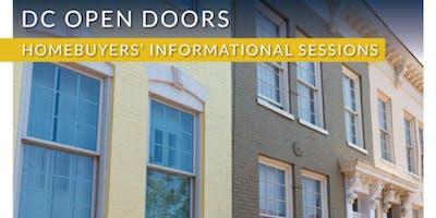 DC Open Doors Homebuyers' Seminar with Fairway Independent Mortgage Co. & Keller Williams