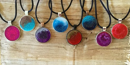 Preserve your objects in Resin Jewellery