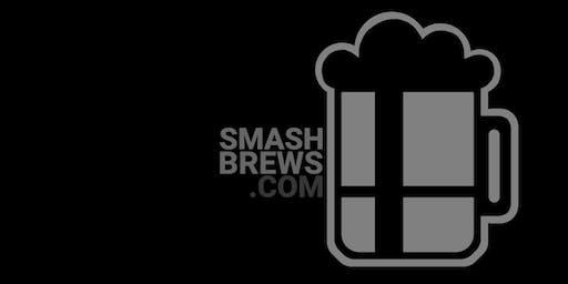 SMASH BREWS: Weekly Super Smash Bros. Ultimate NYC Party!