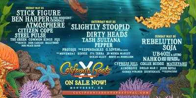 10th Annual California Roots Music and Arts Festival