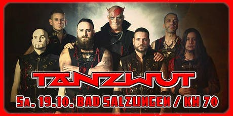 TANZWUT - Seemannsgarn Tour 2019 - Bad Salzungen Tickets