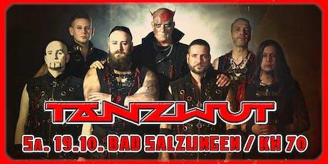 TANZWUT - Seemannsgarn Tour 2019 - Bad Salzungen Tickets