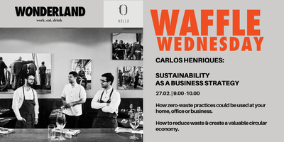 Waffle Wednesday: Sustainability as a Business Strategy