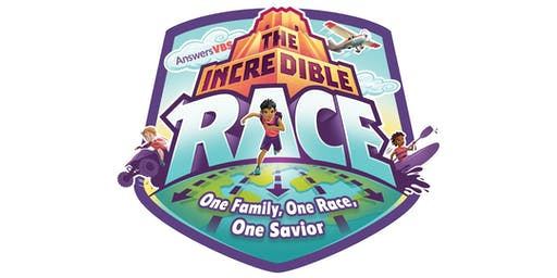 St. Michael Lutheran Church VBS 2019: The Incredible Race