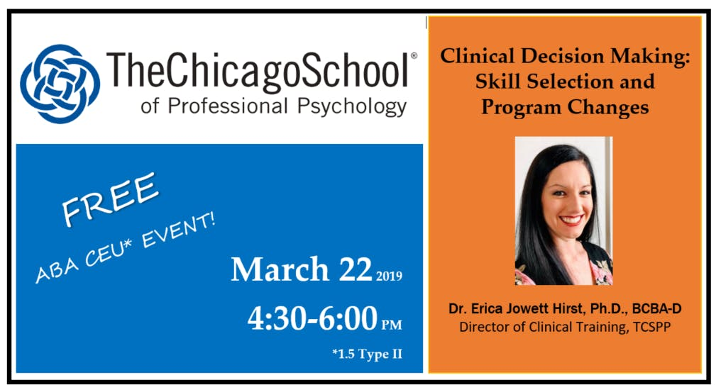 Clinical Decision Making: Skill Selection and
