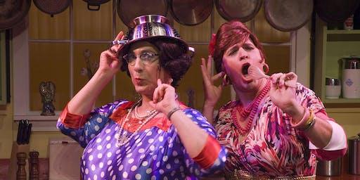 The Return of the Calamari Sisters