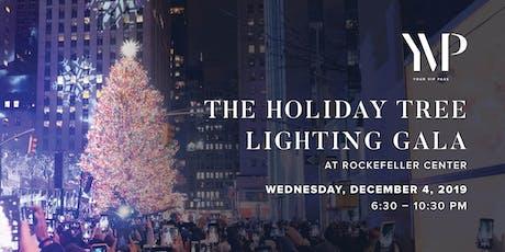 Rockefeller Center Holiday Christmas Tree Lighting 2019 Gala - New York tickets