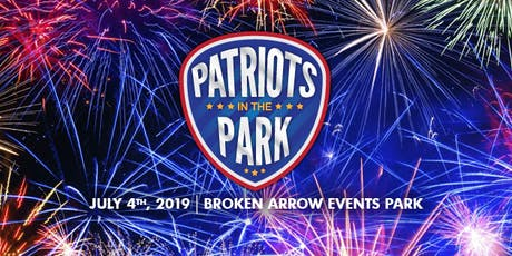 Volunteer @ Patriots in the Park tickets