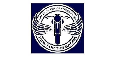 Ride for the Badge 2019 tickets