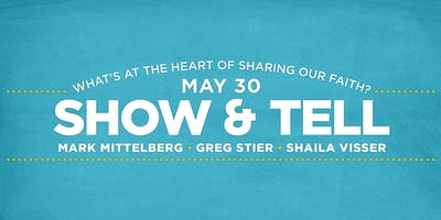 Show and Tell (Lunch Gathering for Leaders)