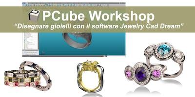 Disegnare gioielli con il software Jewelry Cad Dream.