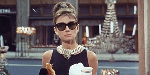 Breakfast at Tiffany's Outdoor Cinema Helmingham Hall