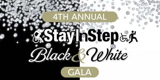 4TH ANNUAL STAY IN STEP GALA
