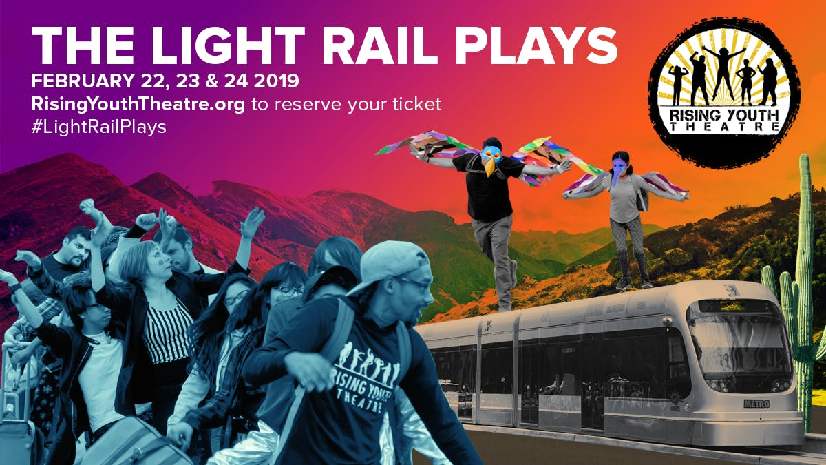 The Light Rail Plays 2019
