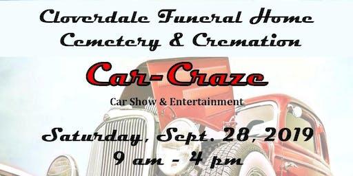 Car Craze Car Show