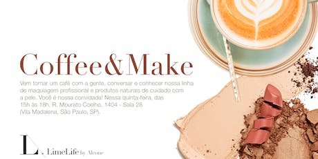 Coffee and Make ingressos