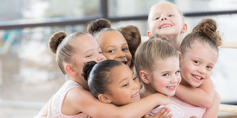 10206b95435d Free First Class 4-8 yrs Ballet Tap Combo Tickets