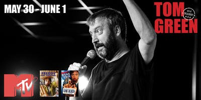 Comedian TOM GREEN  Live in Naples, Fl
