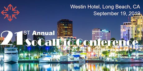 21st Annual SoCalBio Conference tickets