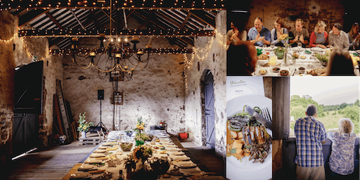 Roddy's Rustic Restaurant. Wonder what's for dinner? A Pop Up Event