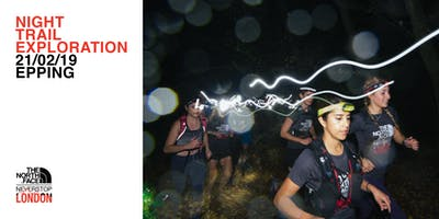 #neverstoplondon Night Trail Run Exploration