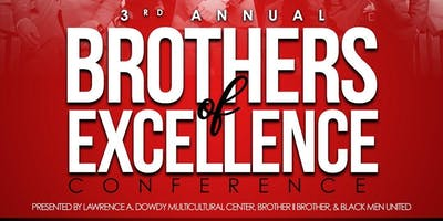 3rd Annual Brothers of Excellence Conference at West Chester University