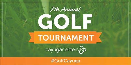 7th Annual Cayuga Centers Golf Tournament tickets