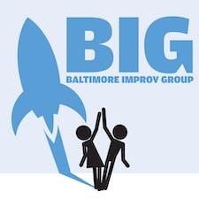 Baltimore Improv Group (BIG) logo