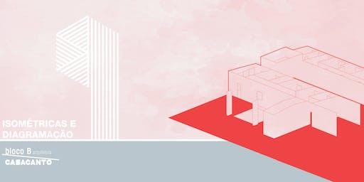 Illustrator + InDesign: Isométricas e Diagramação
