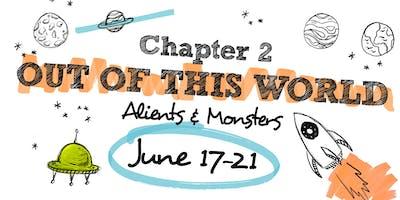 The Art & Craft of Storytelling | Week 2: June 17th - 21st