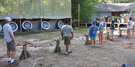2019 James City County 4-H Junior Summer Camp - Female