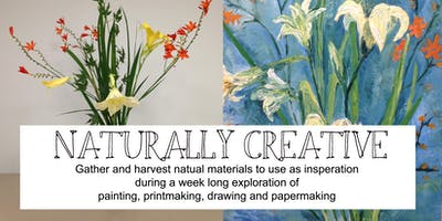 Summer Workshop / Naturally Creative