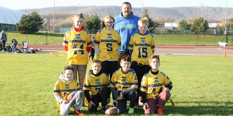 Under 14's and Under 11's American Football Training tickets