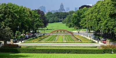 Wandelen in Brusselse parken