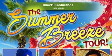 """""""Summer Breeze Comedy Tour"""" 2019 tickets"""