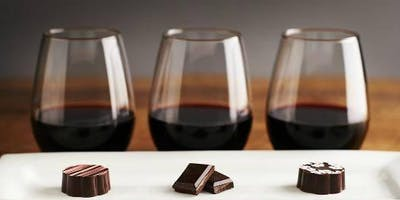 Wine Wednesday Chocolate Pairing